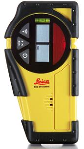 Cellule de réception laser Leica Rod Eye Basic